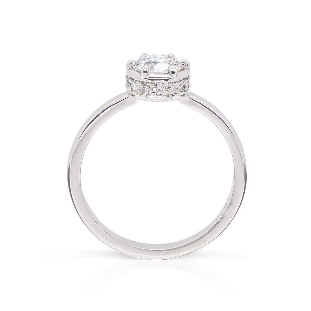 Callida Solitaire Engagament Ring