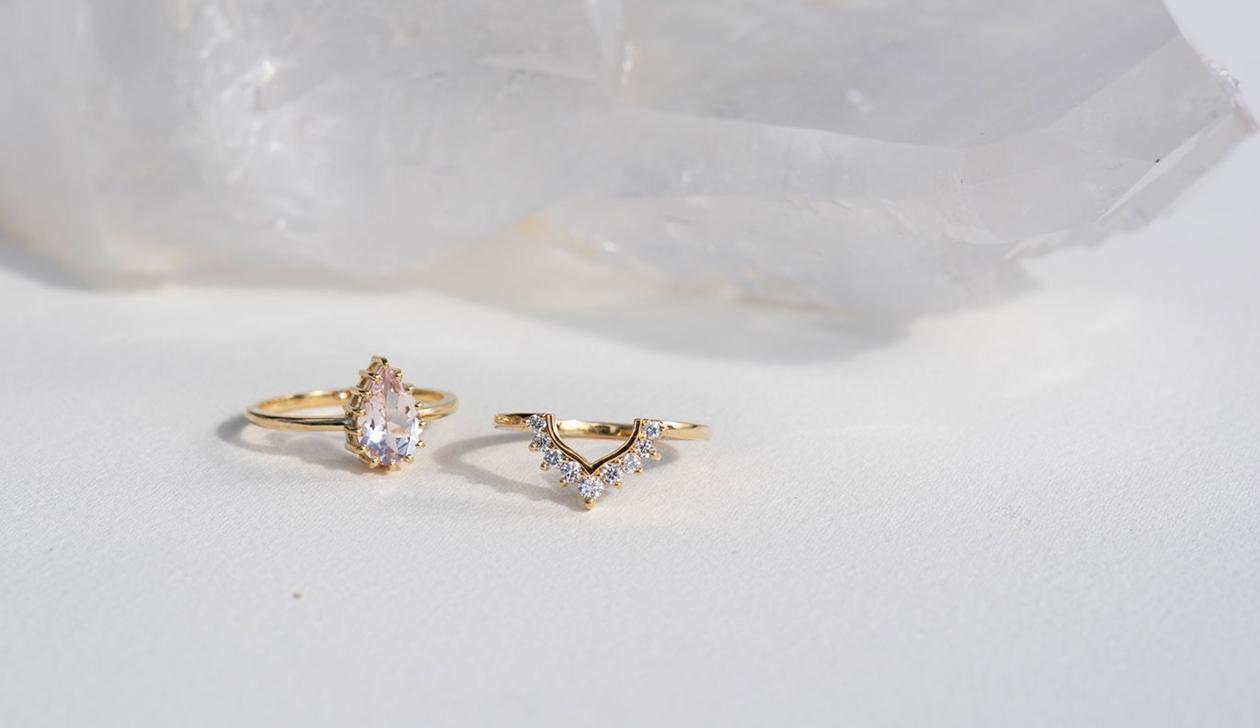 Eros Engagement Ring