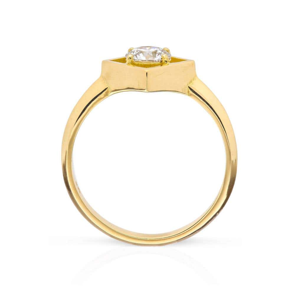 Freya Engagement Ring - Image
