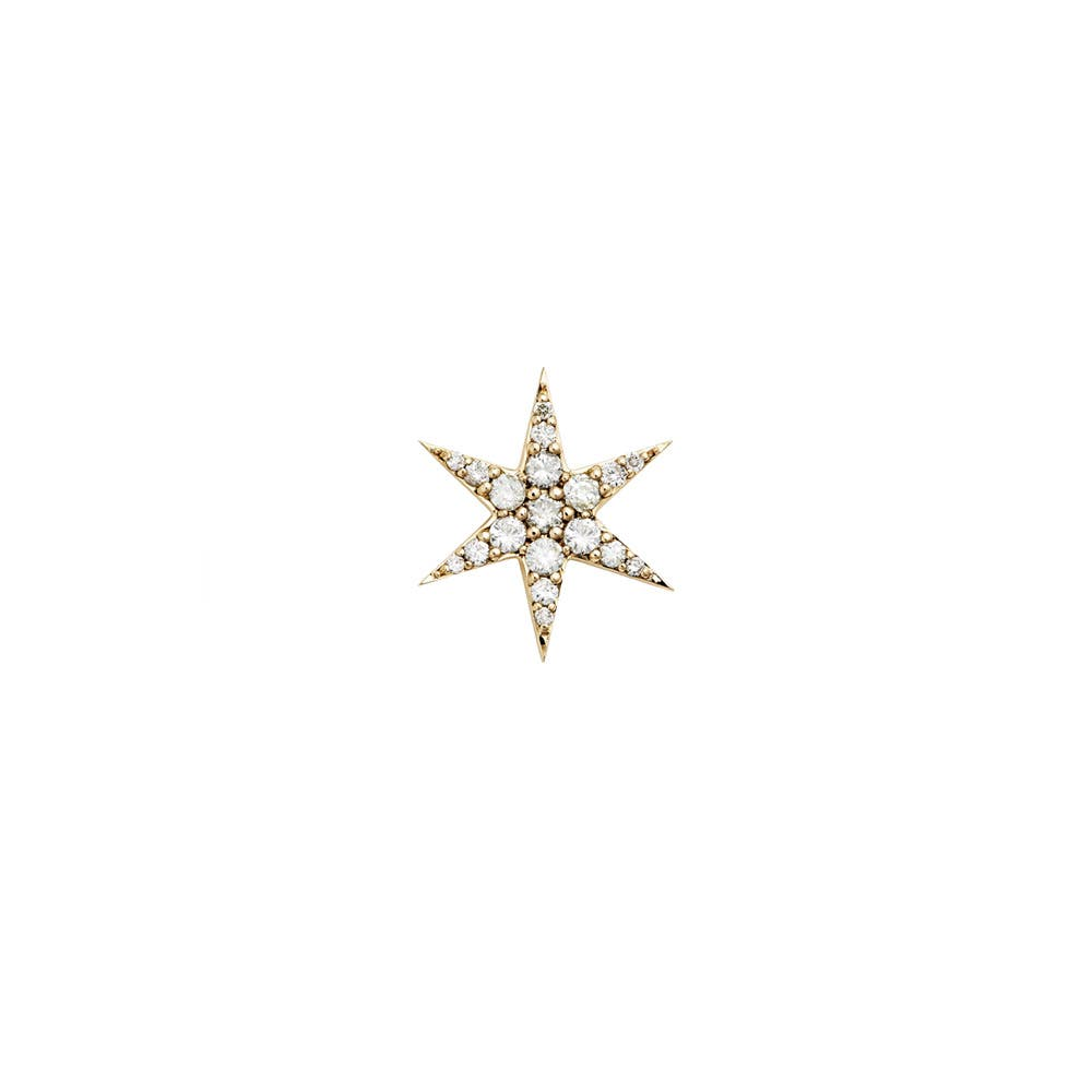 Anahata Diamond Stud