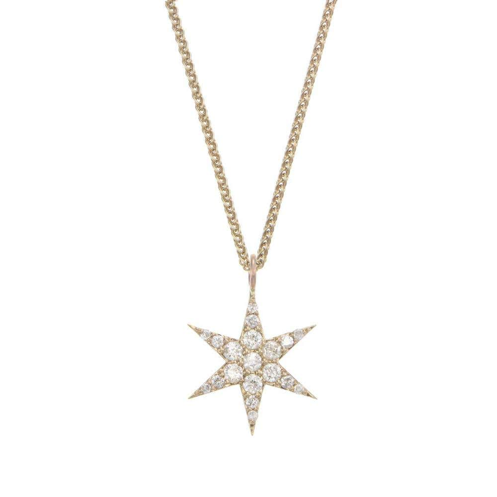 Anahata Diamond Necklace | Hover Image