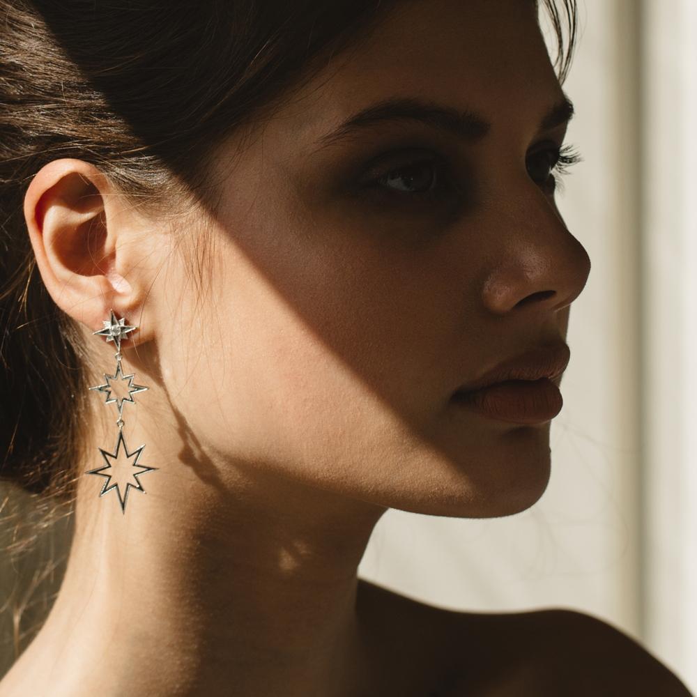 Boom Earrings - Image