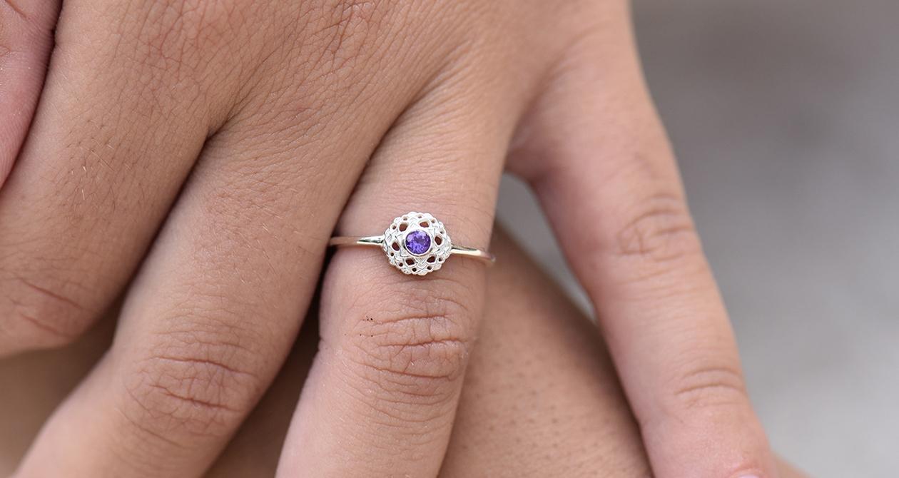 Crown Chakra Ring