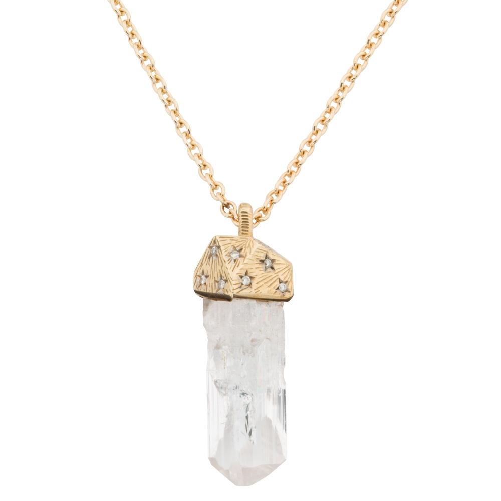 Crystal Danburite Mexico 70cm