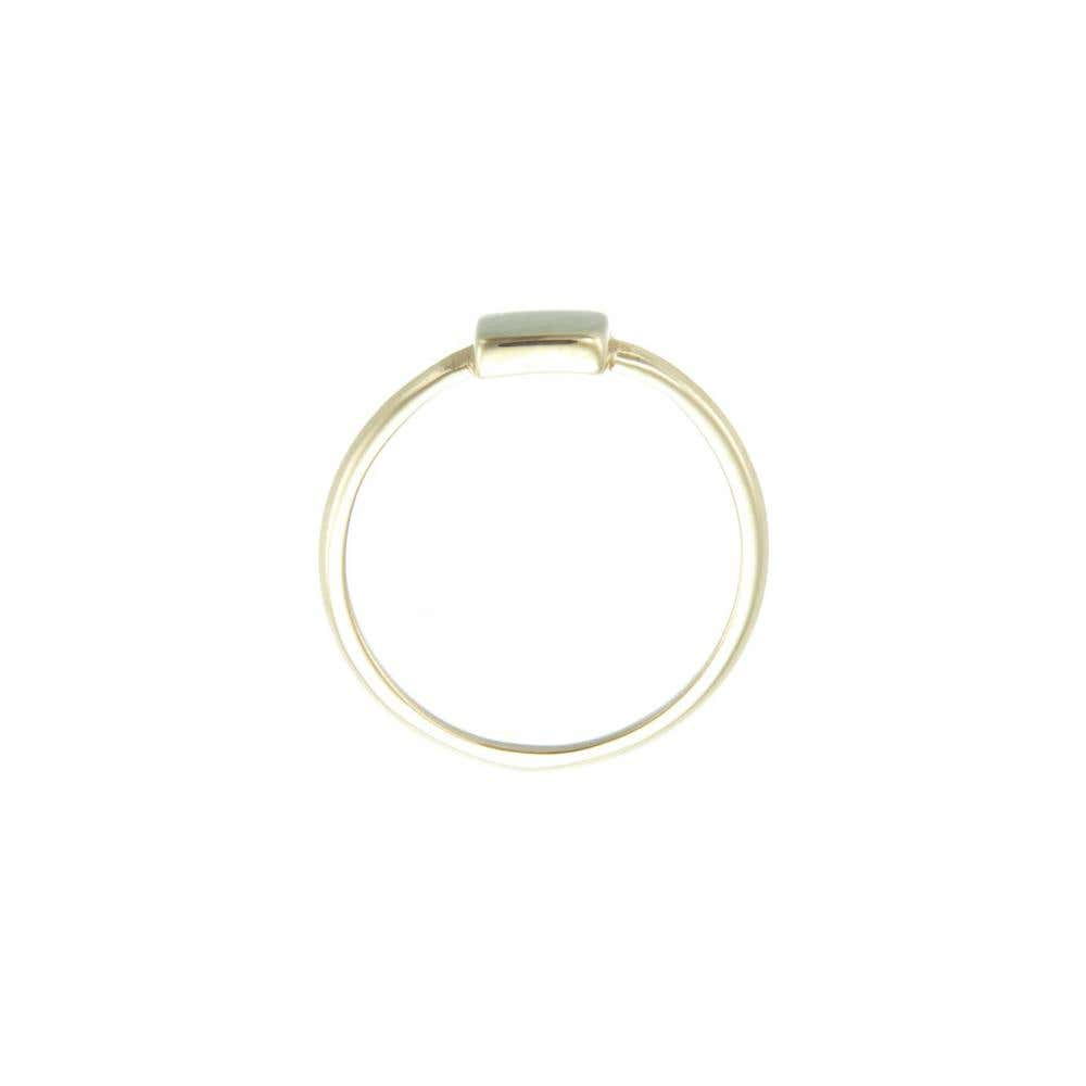 9ct Earth Ring | Hover Image