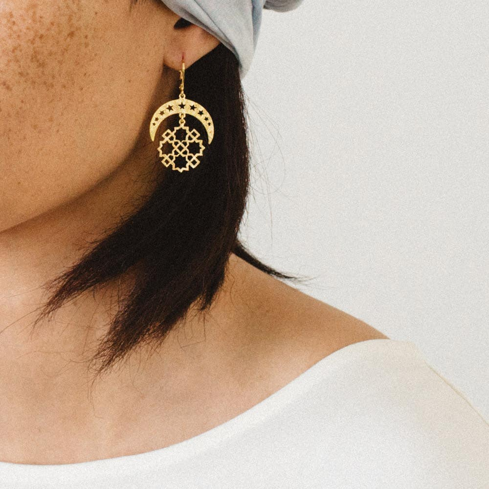 Essaouira Earrings