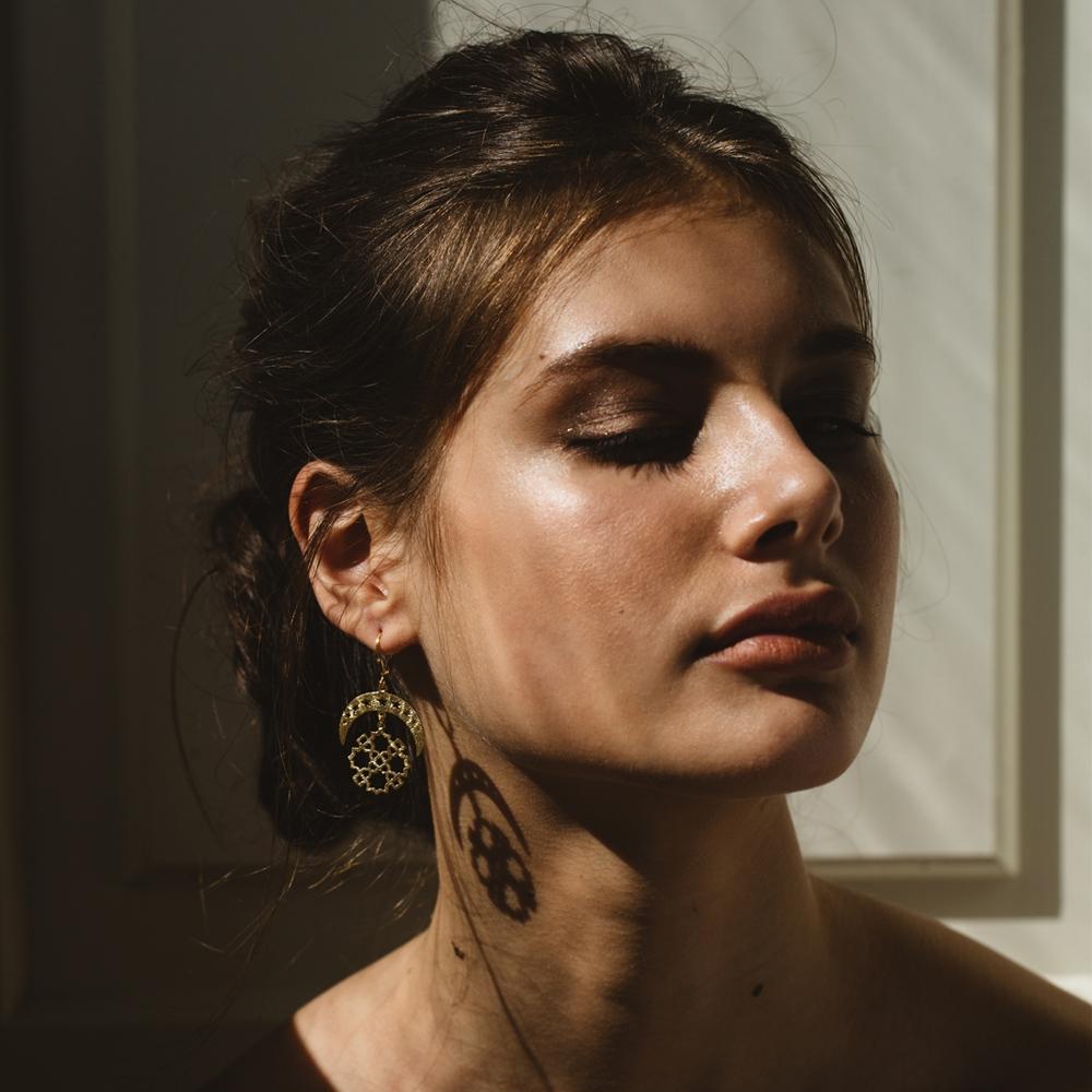 Essaouira Earrings - Image
