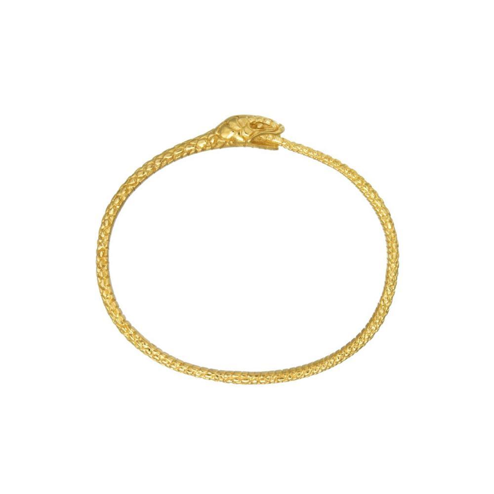 Eternity Snake Bracelet