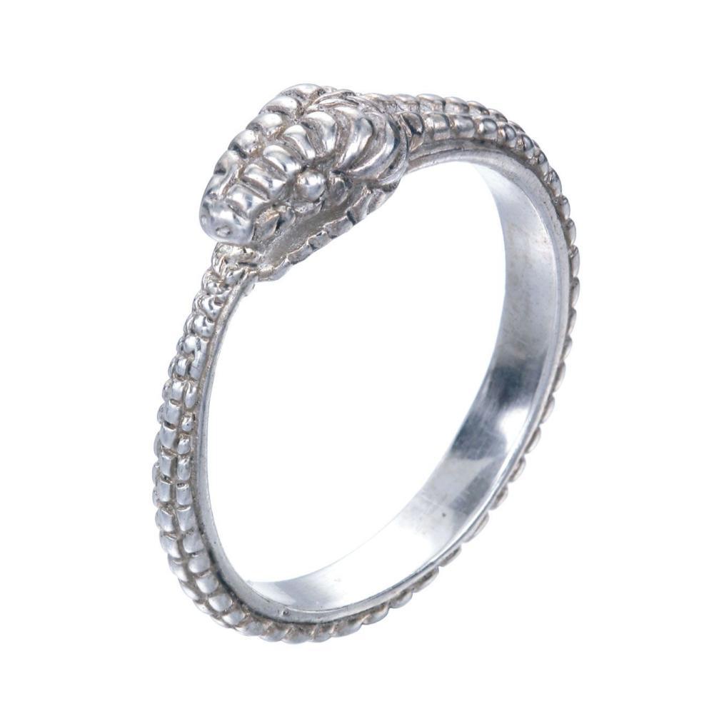 Eternity Snake Ring - Image