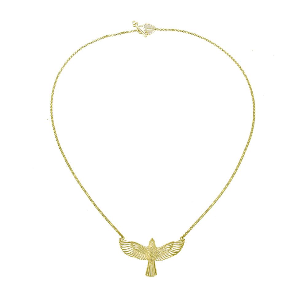 Falcon Necklace - Image