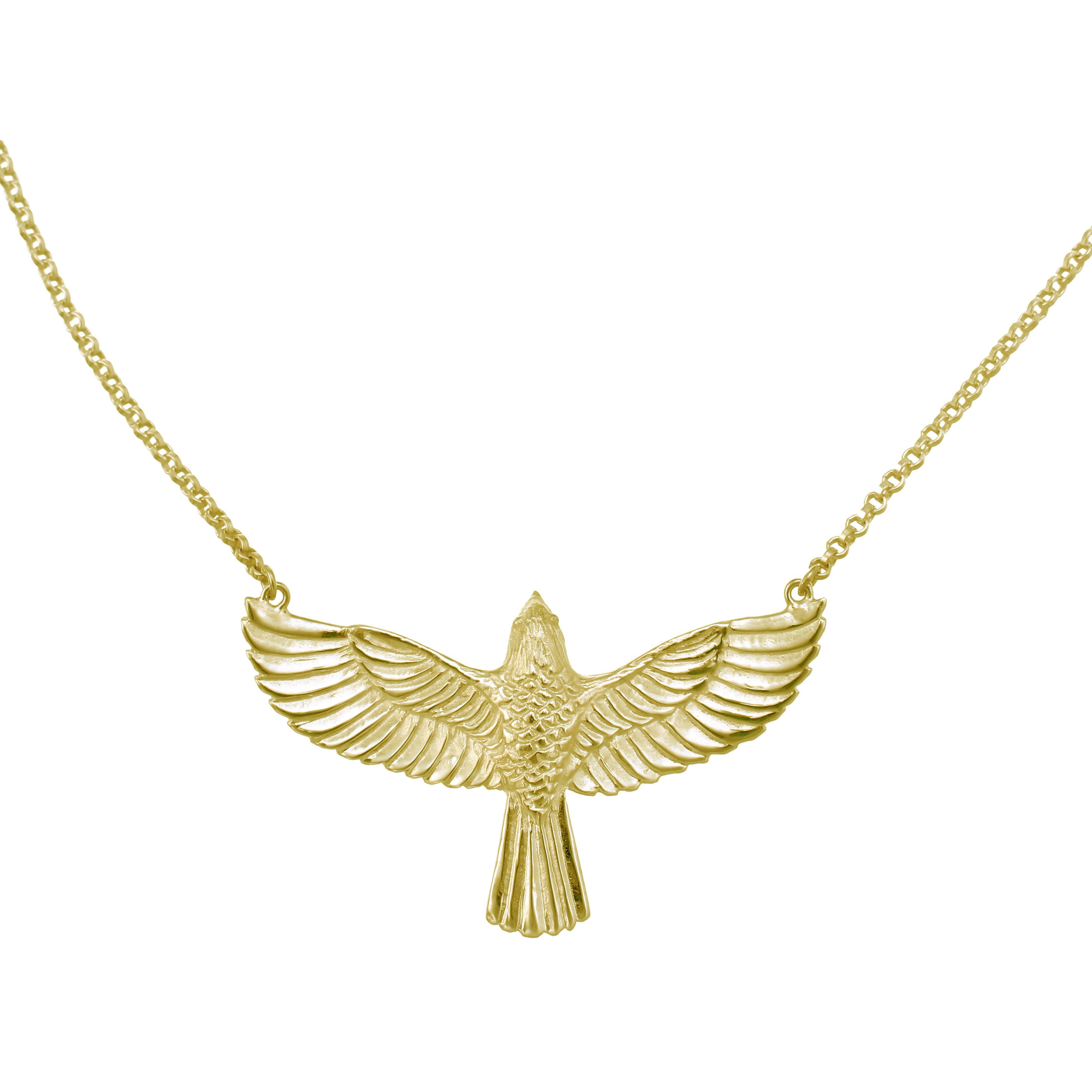 Falcon Necklace