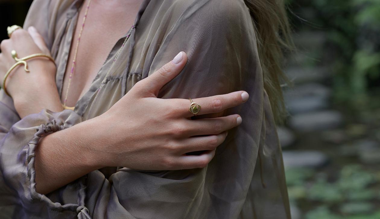 First Chakra Ring