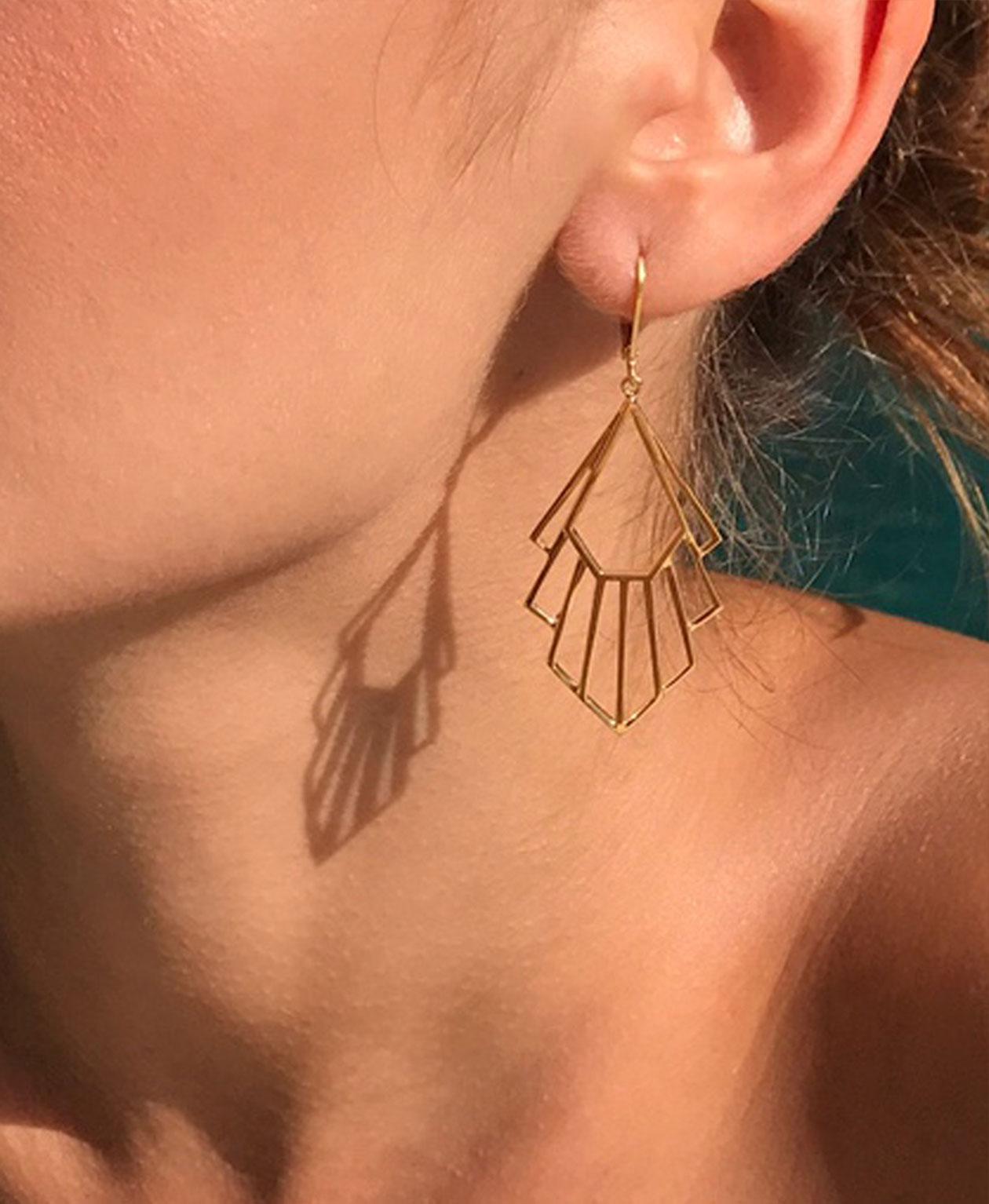 Flossie Earrings - Image