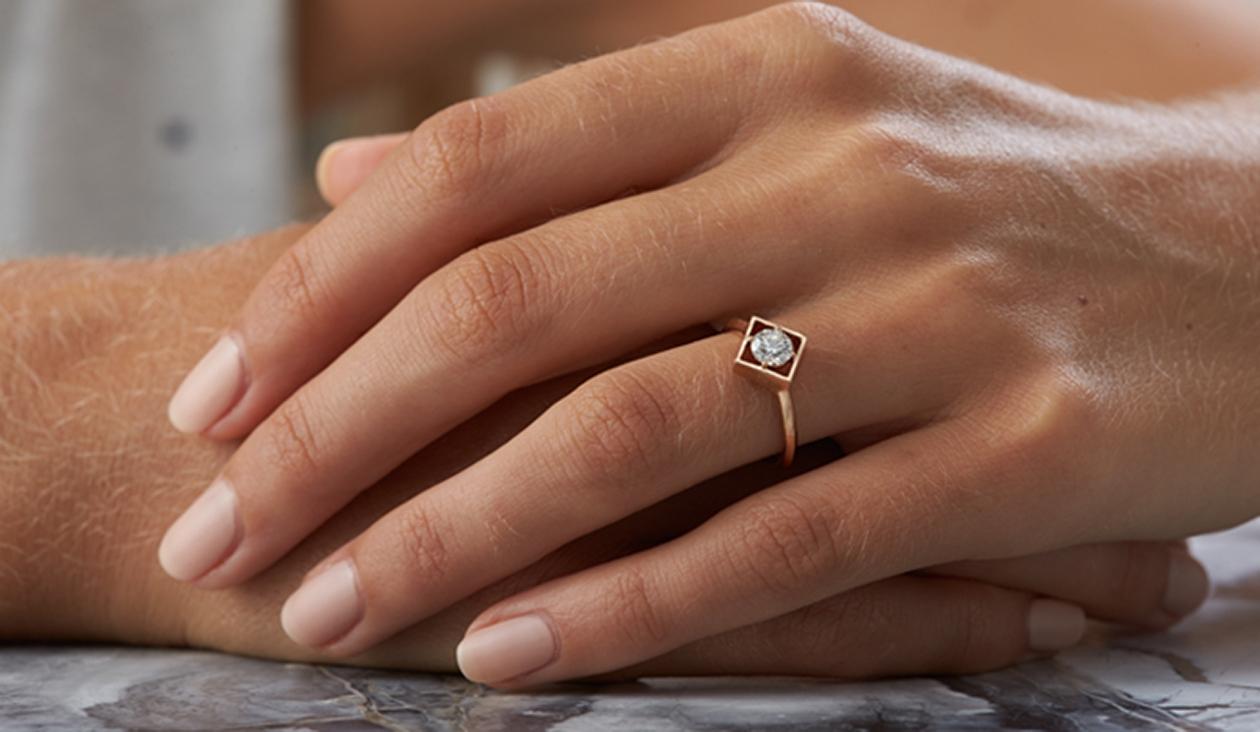 Freya Engagement Ring
