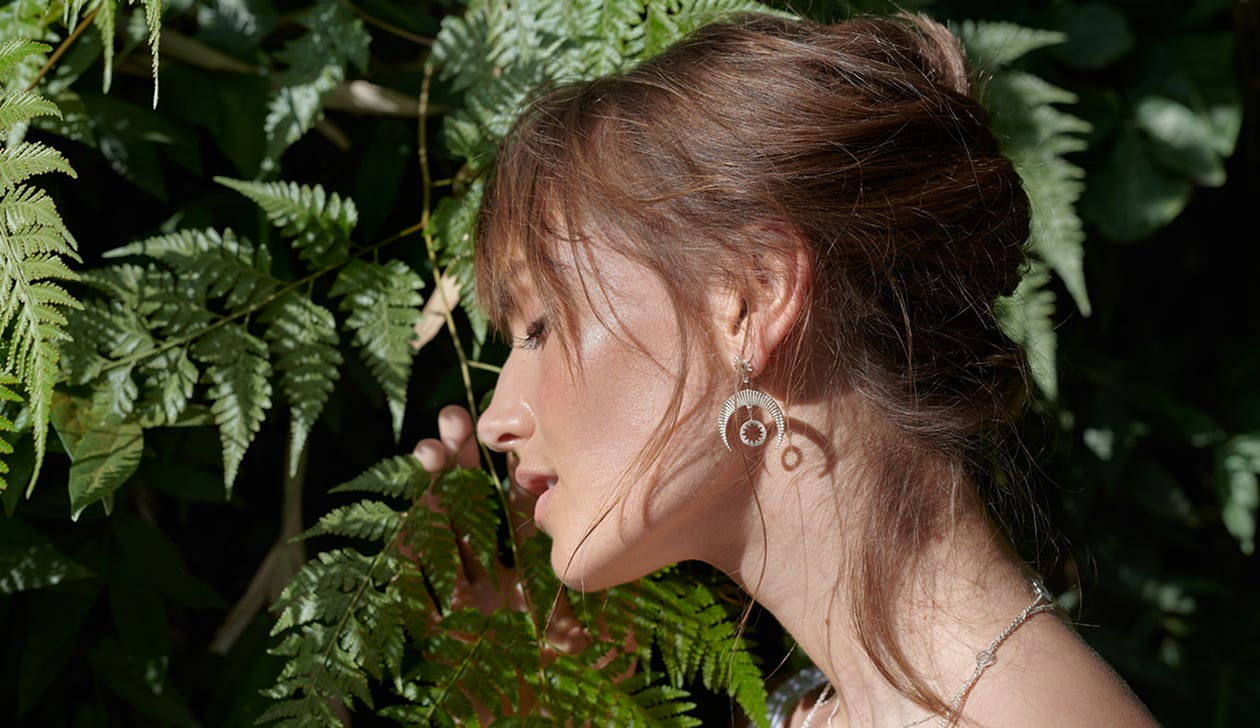 Hatha Earring