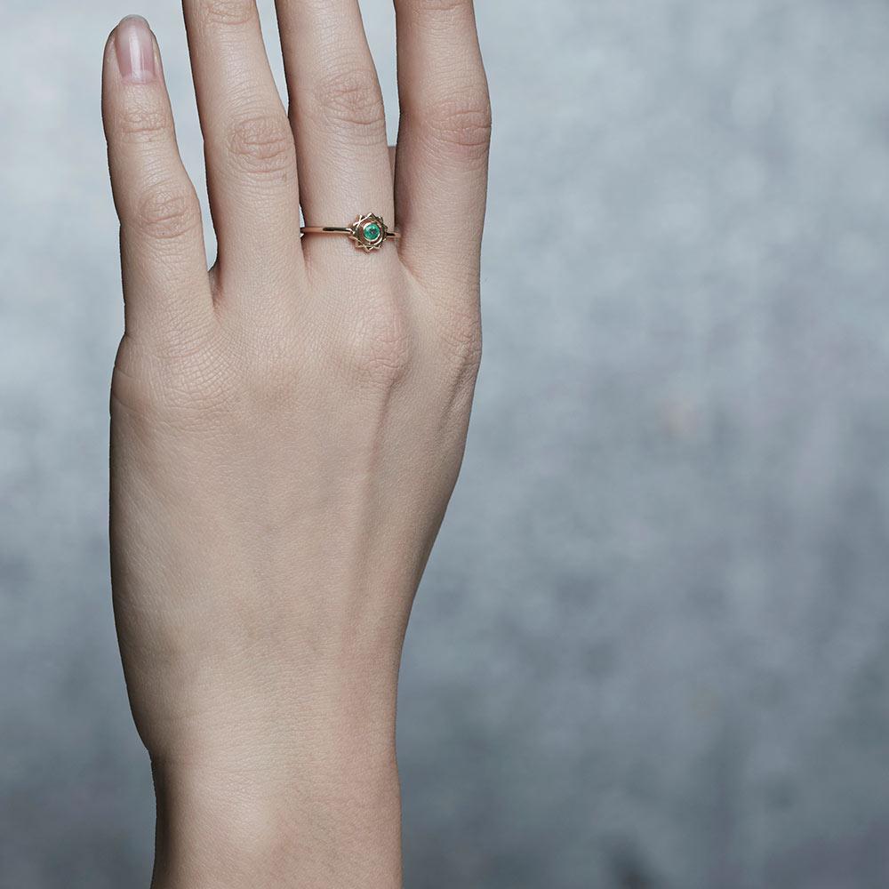 Heart Chakra Ring