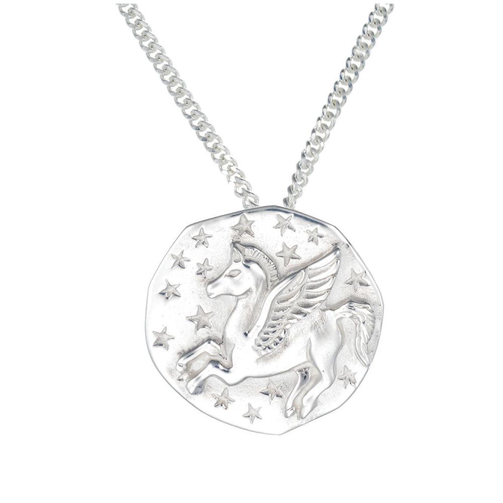 Pegasus of Dreams Long Necklace  - Image