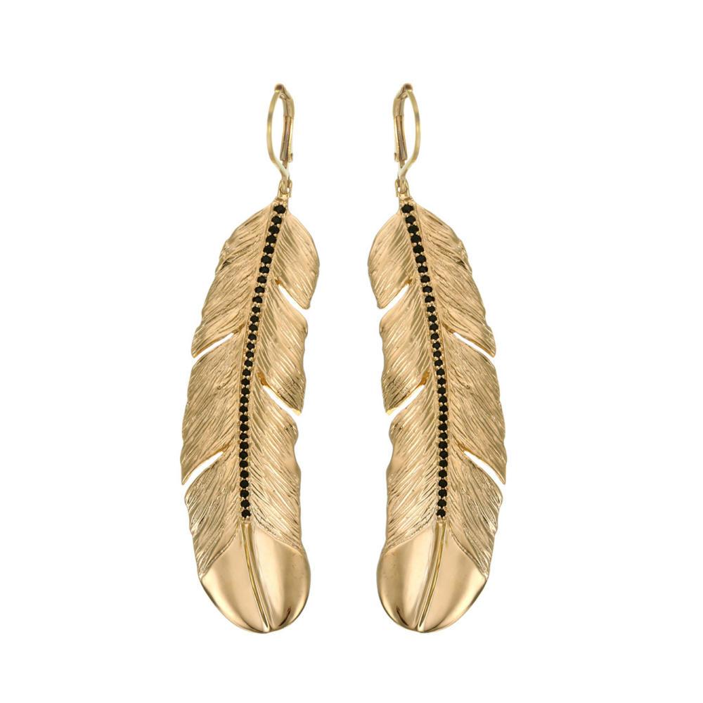 Huia Feather Earring