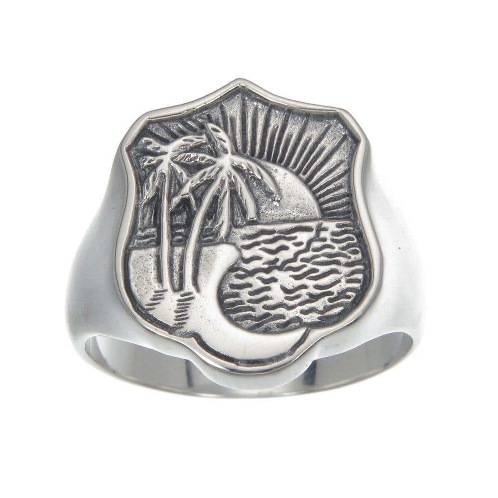 Island Life Ring