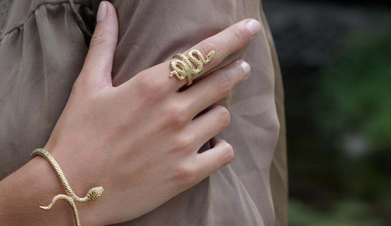 Kundalini Ring