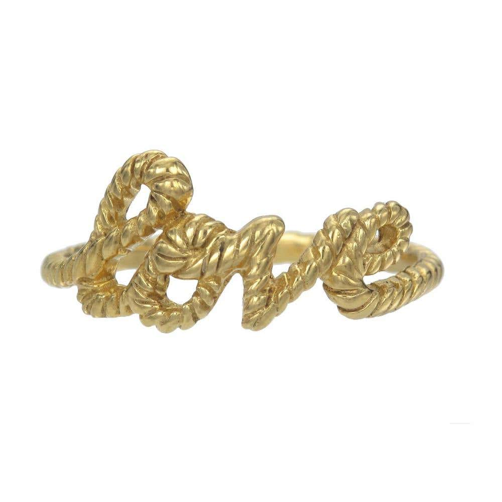 Love Rope ring - Image