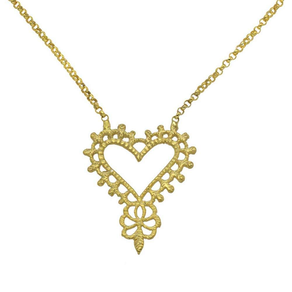 Gypsy Love Necklace - Image