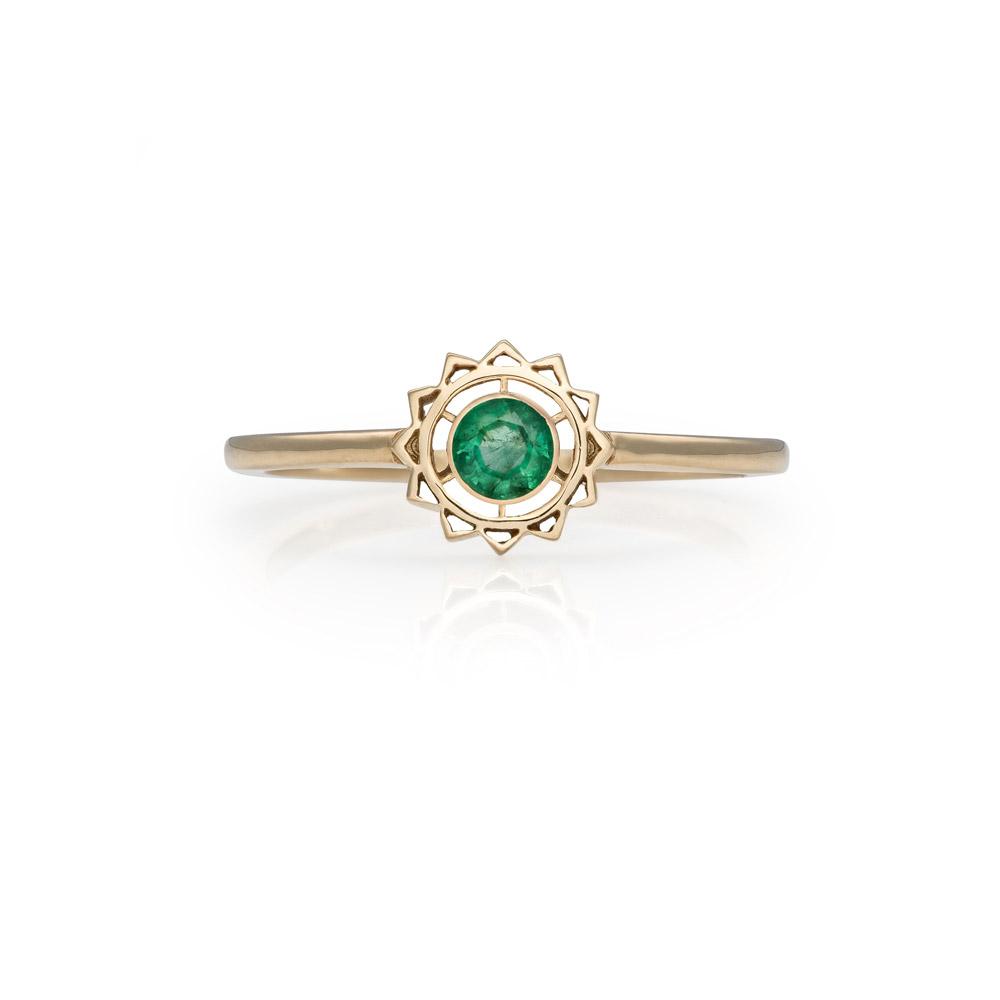 Heart Chakra Ring  - Image