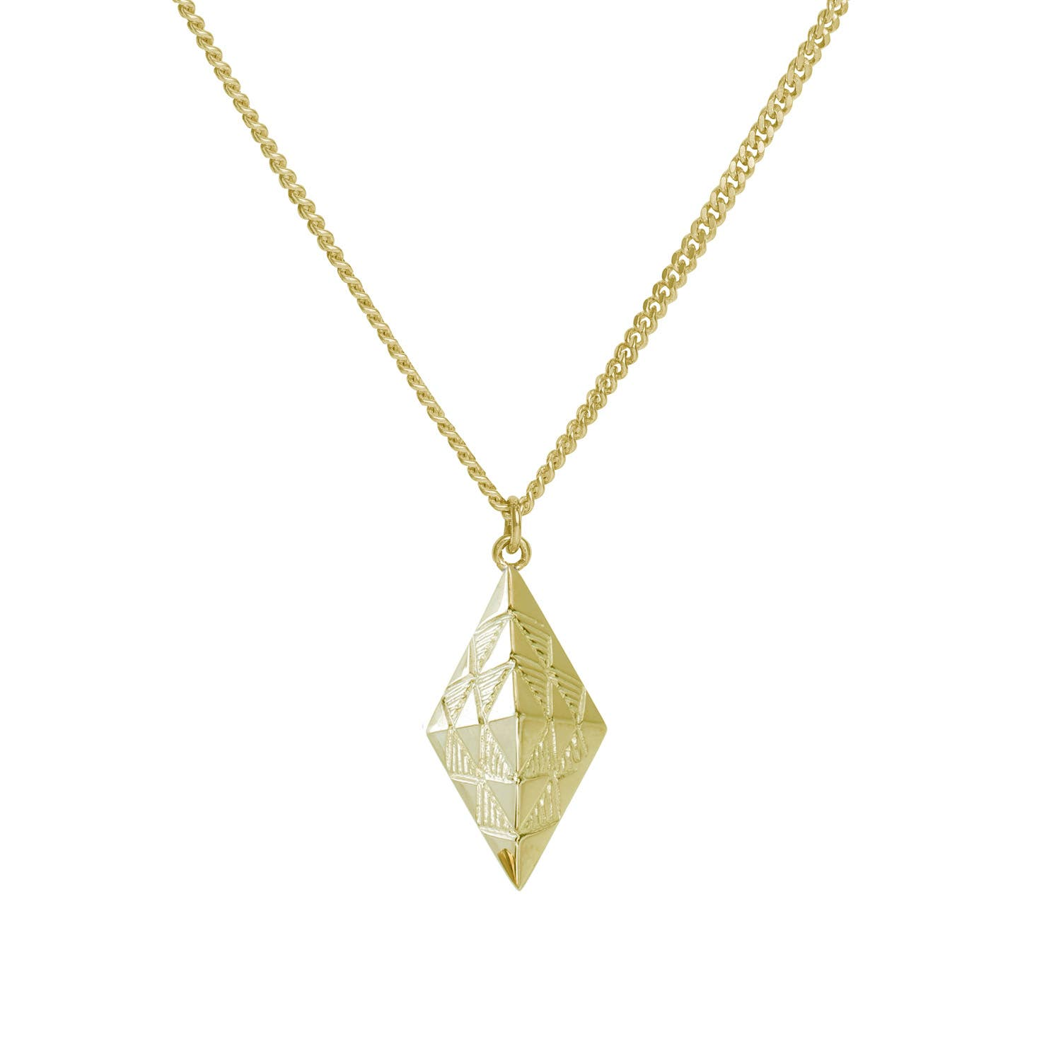 Rif Mountain Necklace