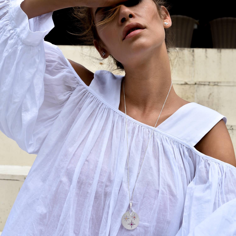 Rising Sun Necklace - Image