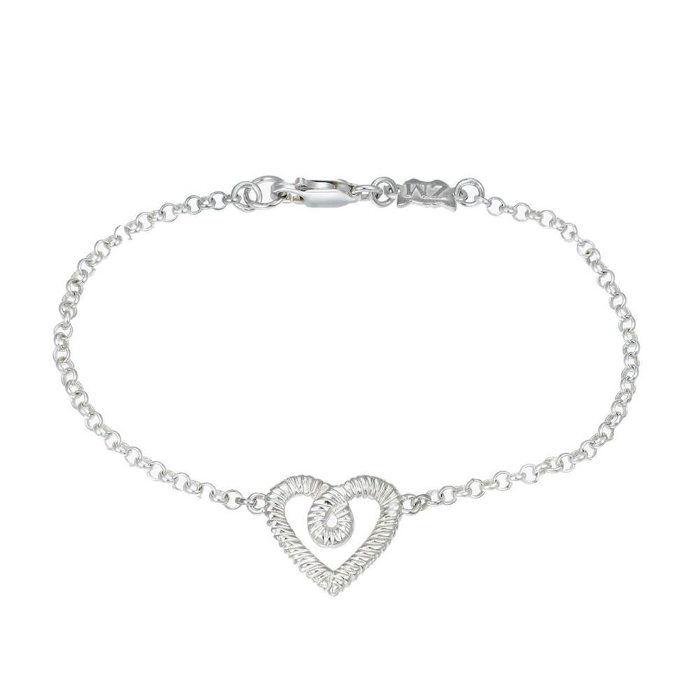 Rope Heart Bracelet