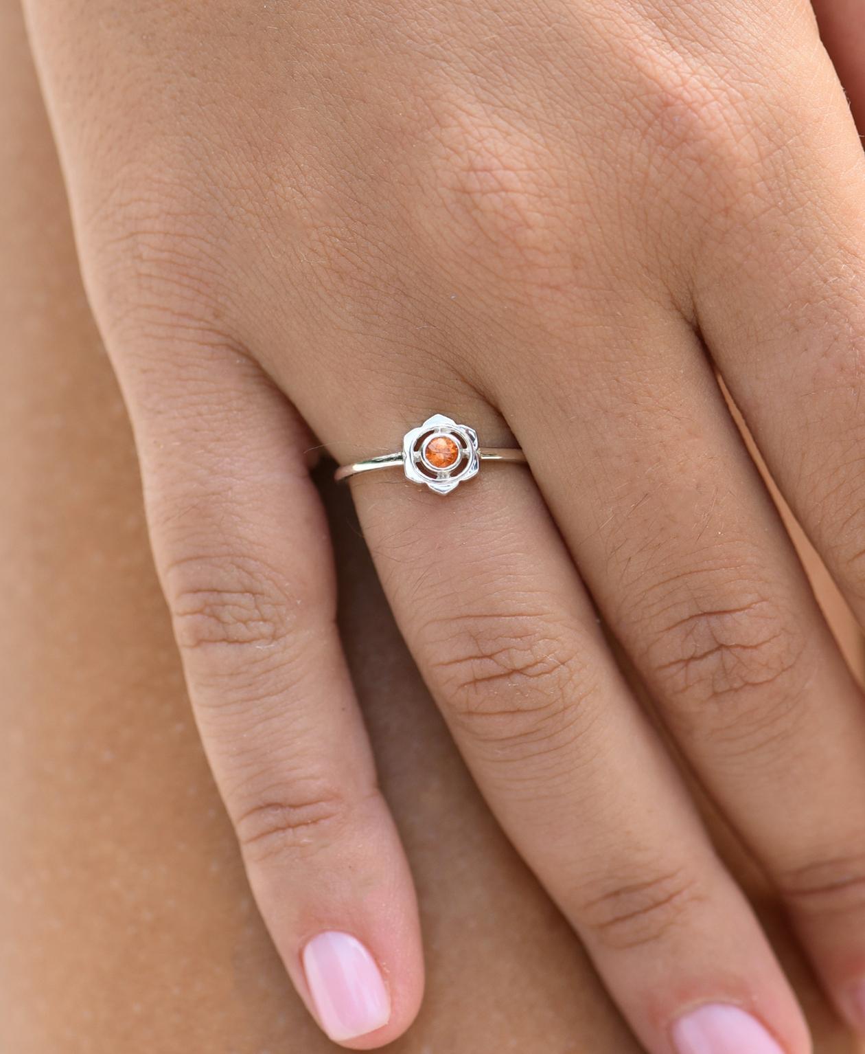 Sacral Chakra Ring - Image