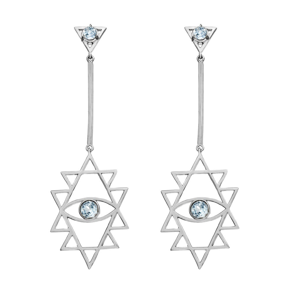 Shakti Eye Earring - Image