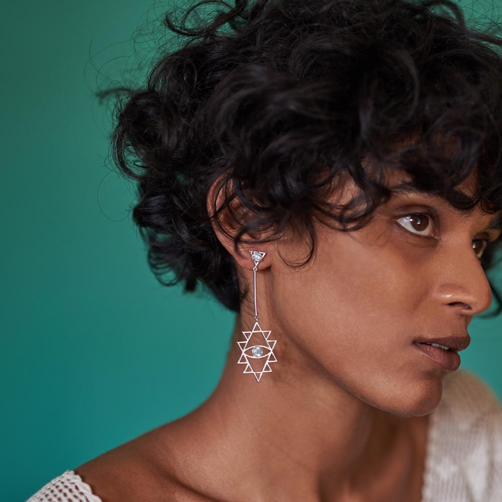 Shakti Eye Earring
