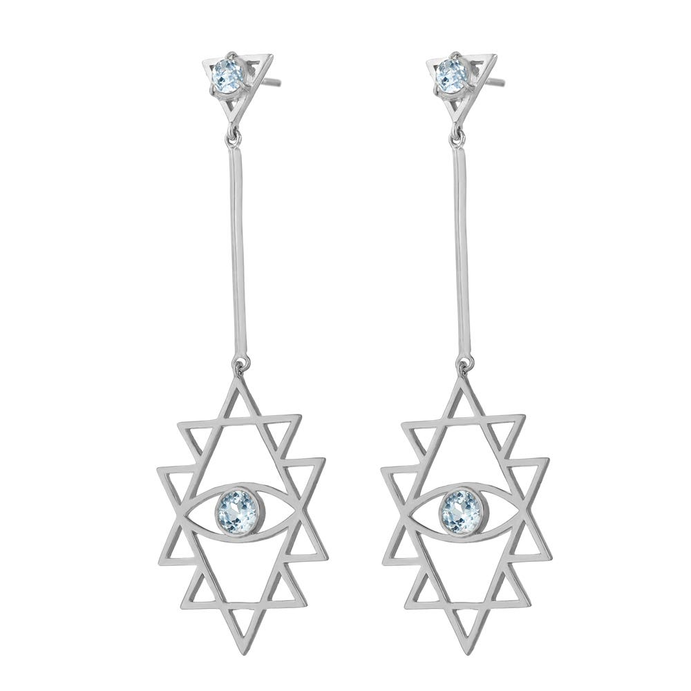Shakti Eye Earring - Thumbnail