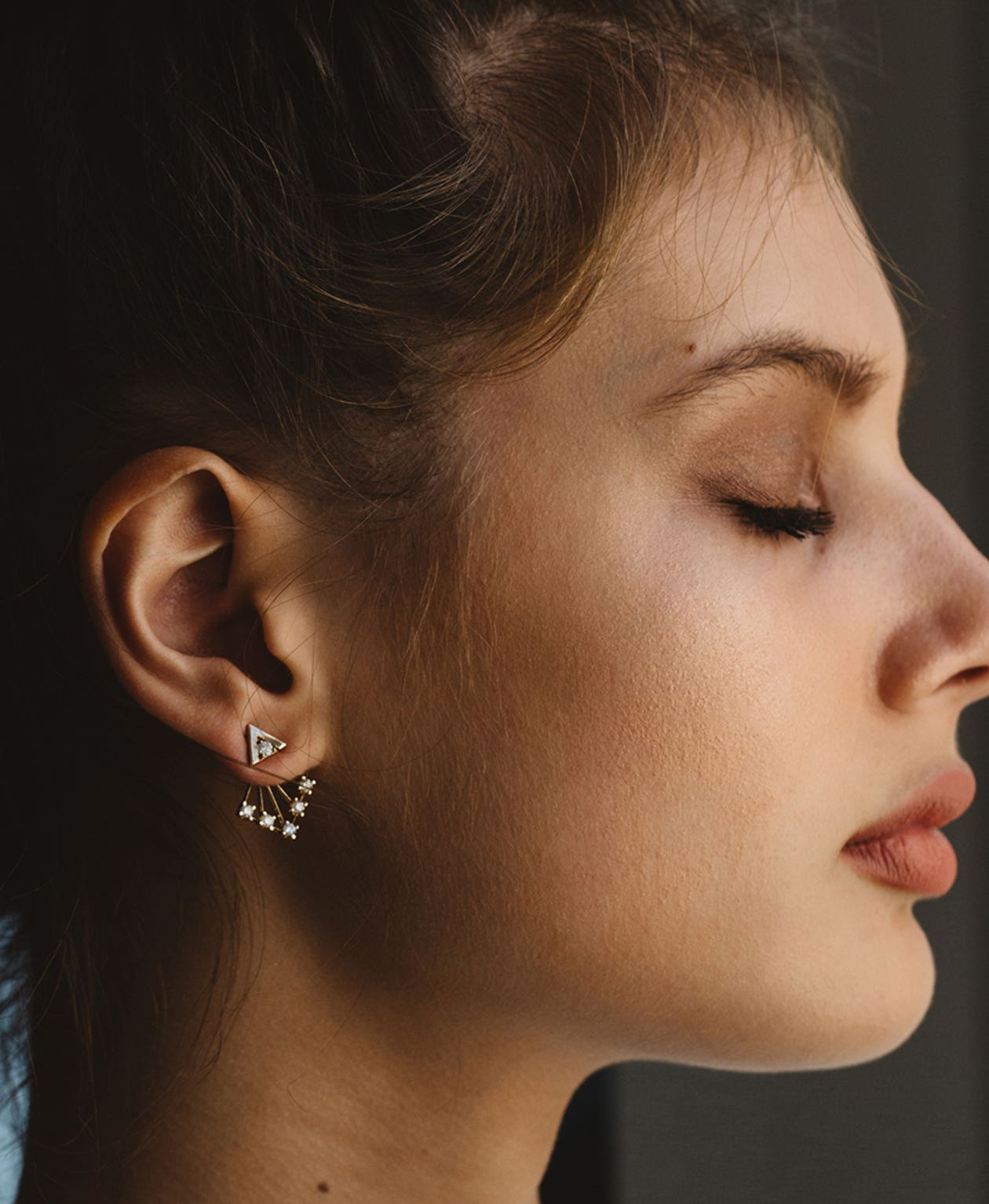 Shine Ear Jacket - Image