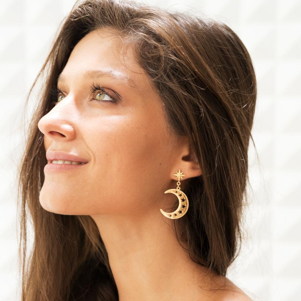 Sky Earrings