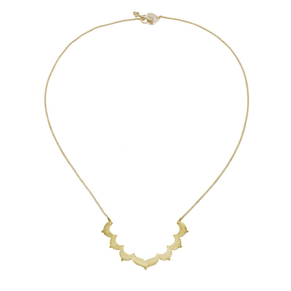 Tangier Large Frame Necklace - Image