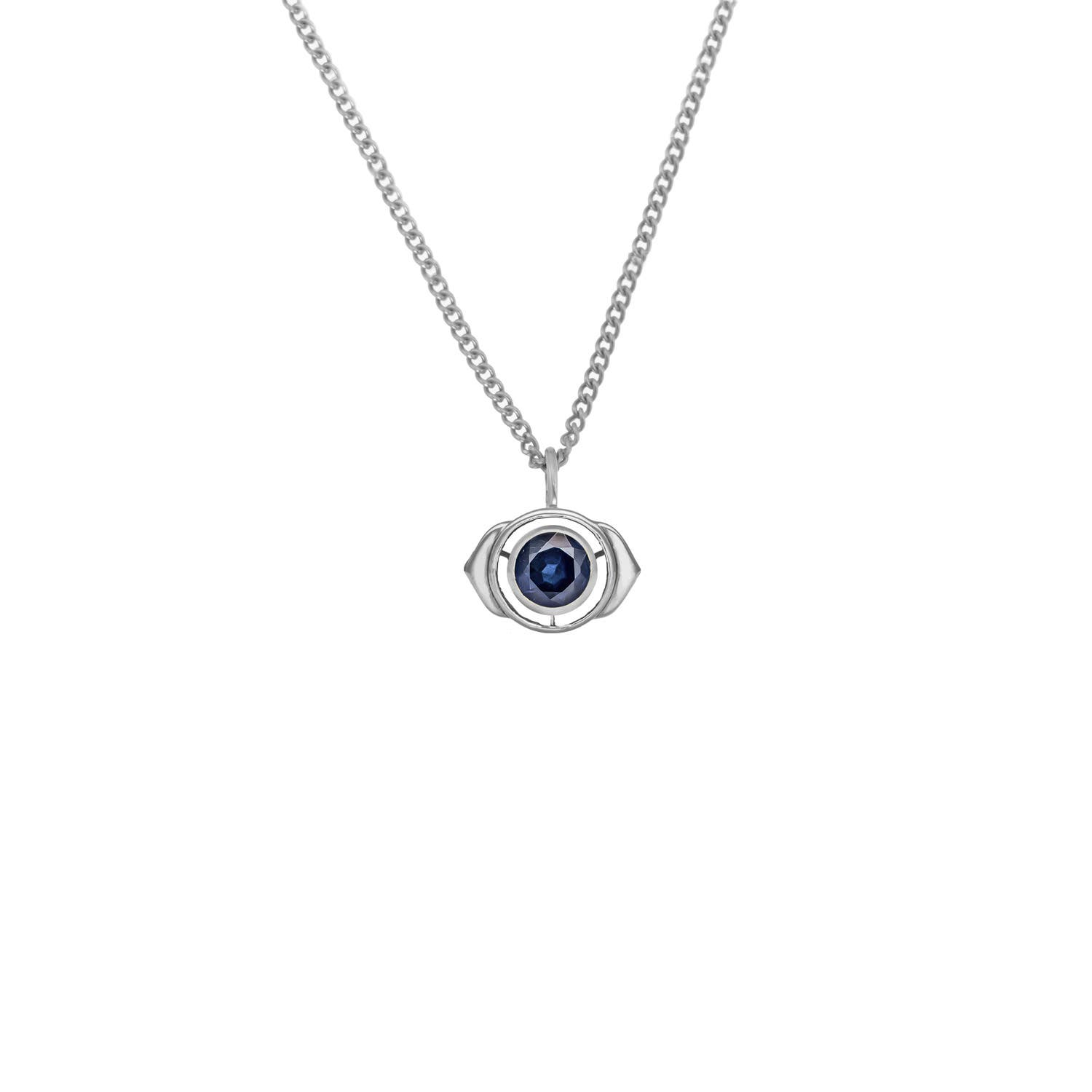 jewelry sterling kabana pearl pendant evil eye silver of medium mother in mati