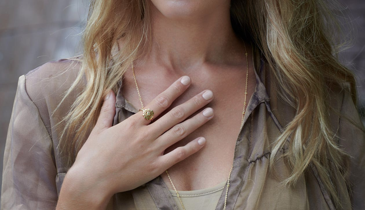 Third Chakra Ring