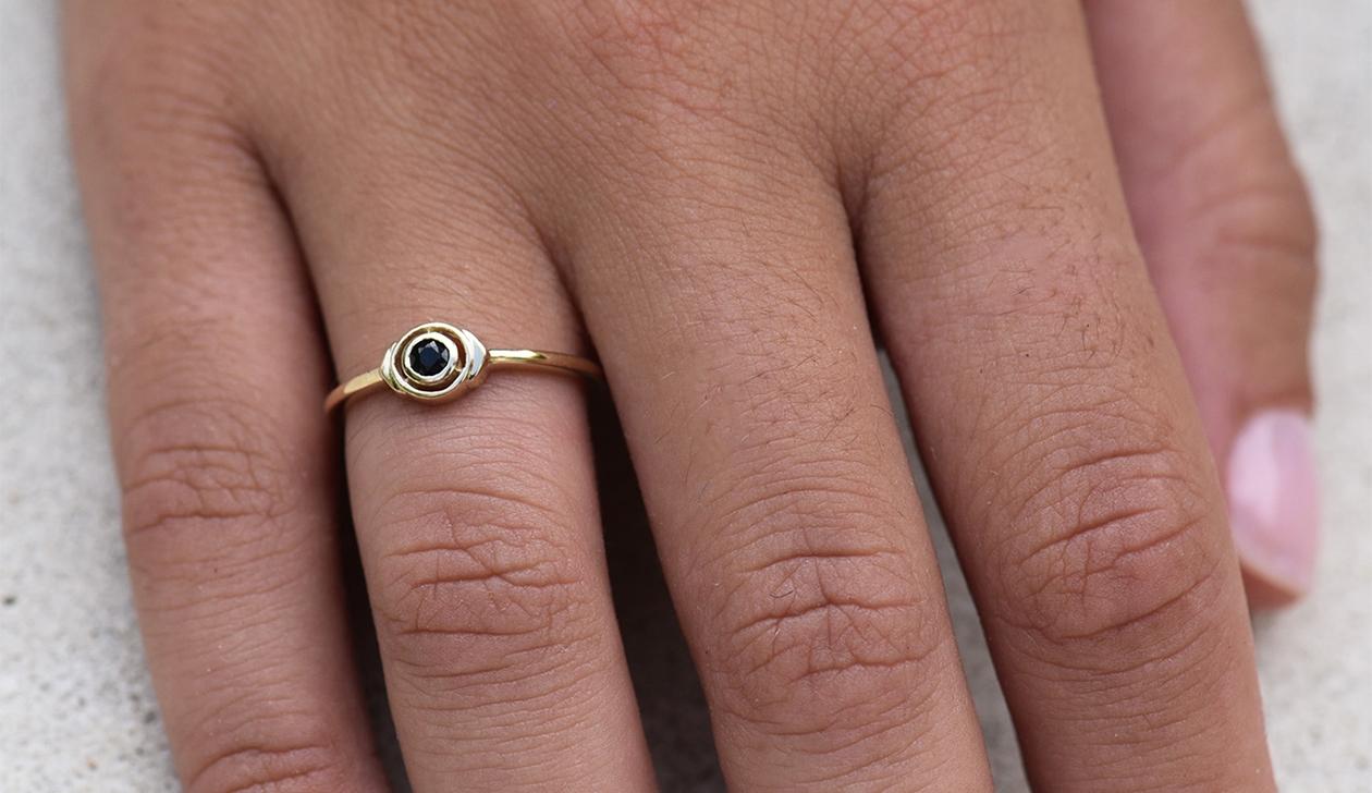 Third Eye Chakra Ring