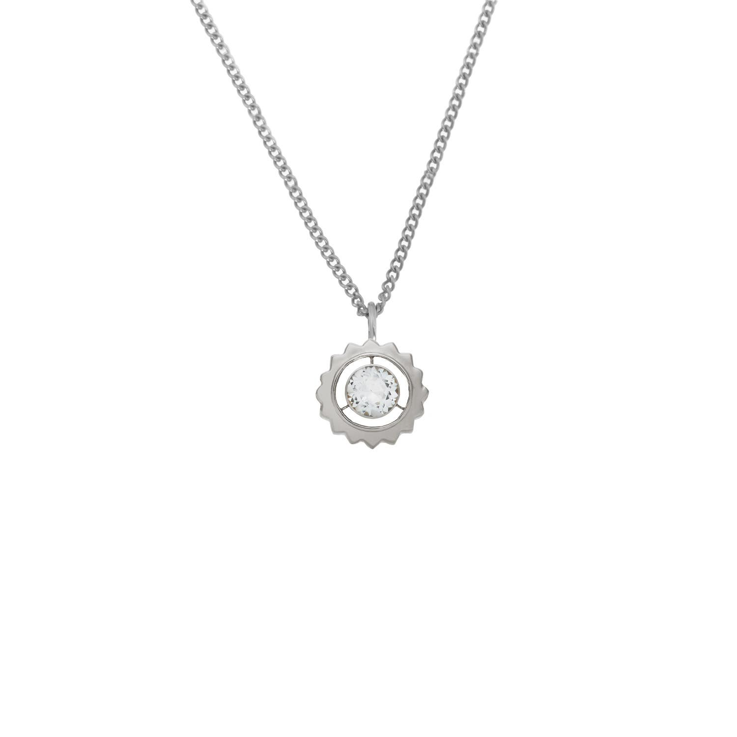 Buy throat chakra necklace sterling silver zoe morgan aloadofball Gallery