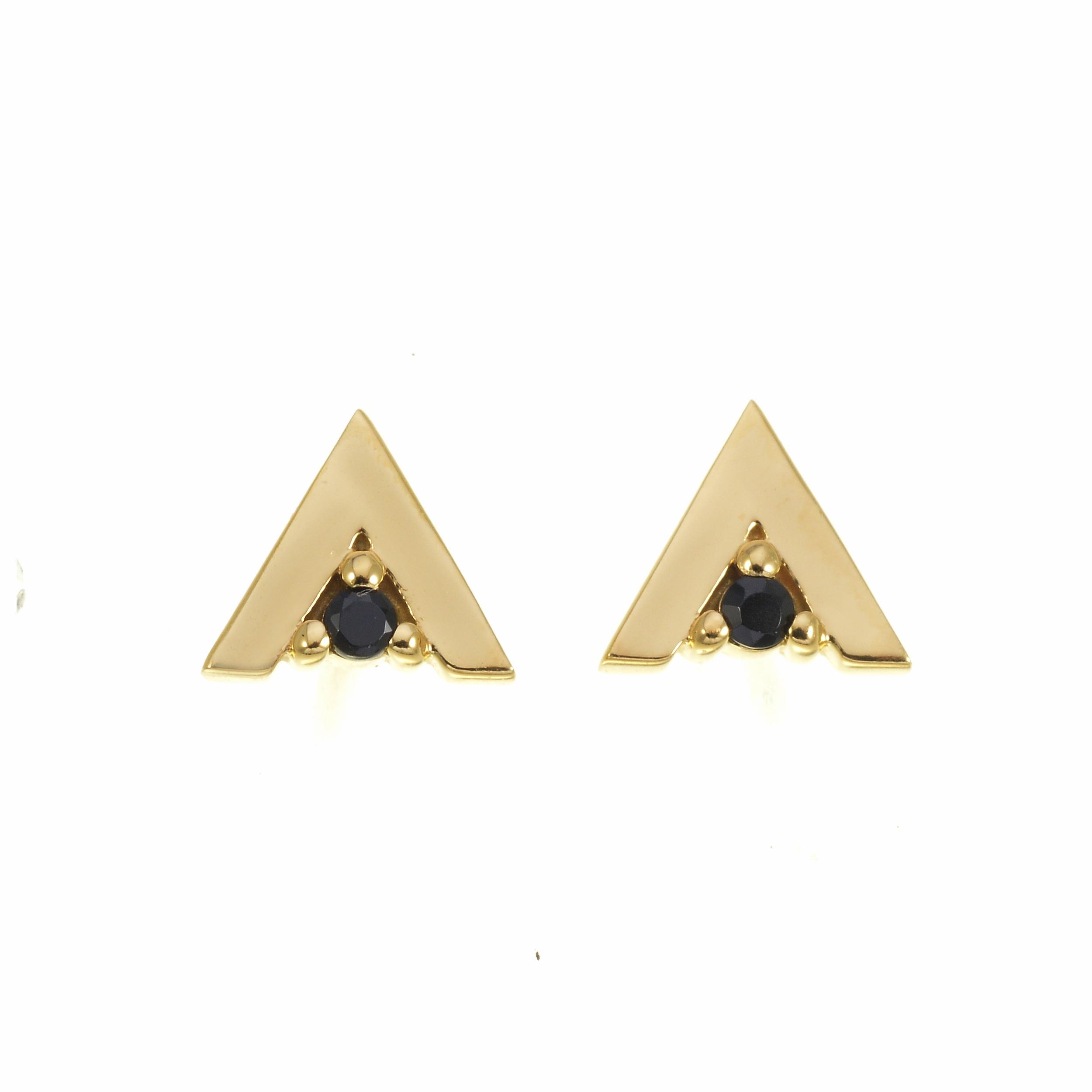 Triangle Stud