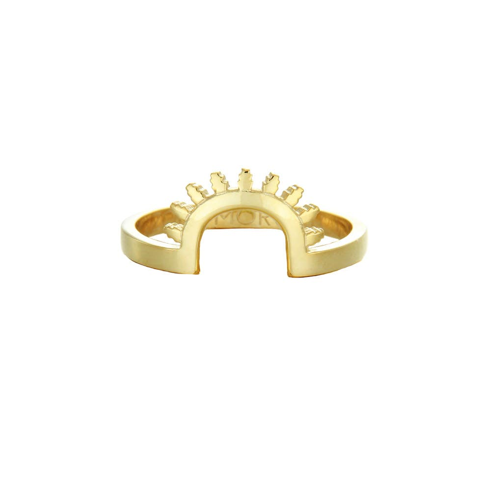 Tribal Door Ring