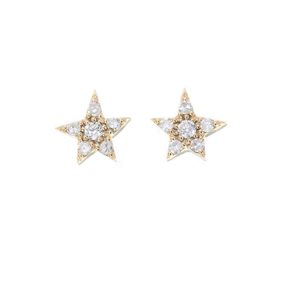 Twin Star Studs