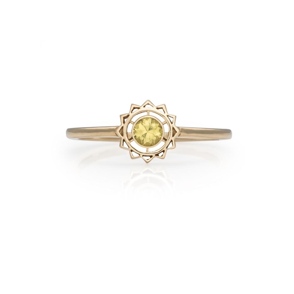 Solar Plexus Chakra Ring