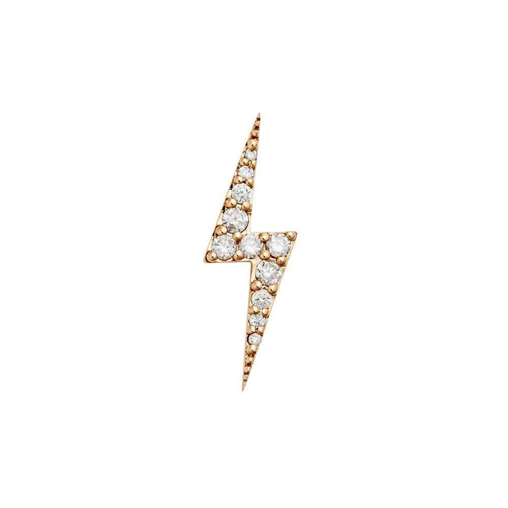 Zap Diamond Stud
