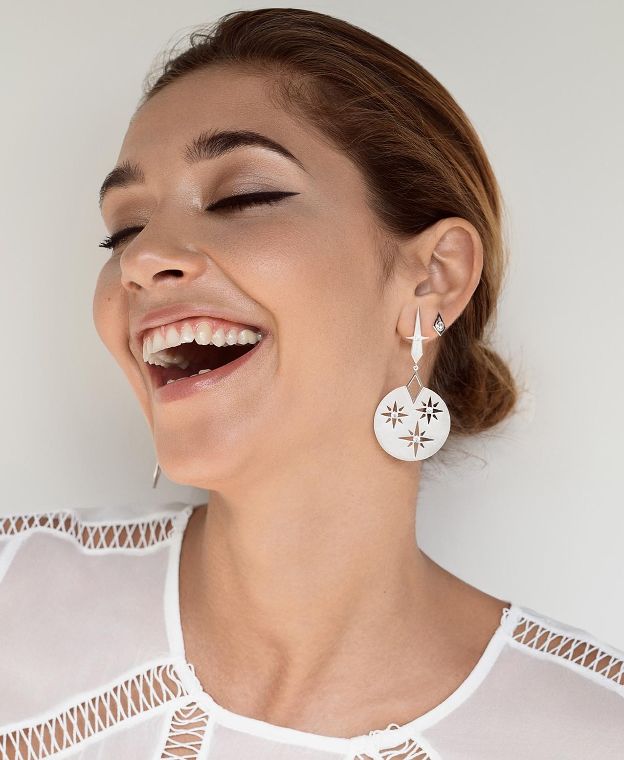 Zenith Earring