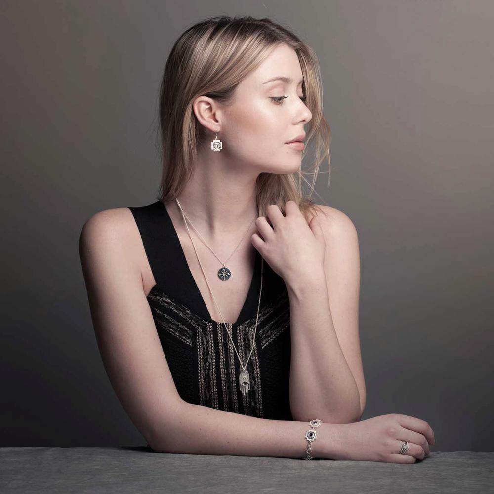 Lady Dalia Earring | Hover Image