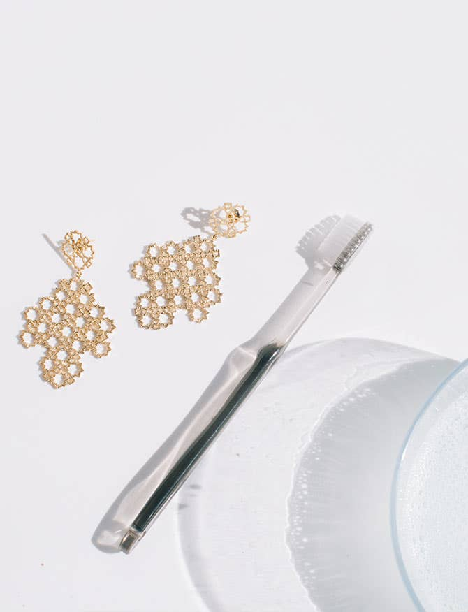How to make your Jewels sparkle